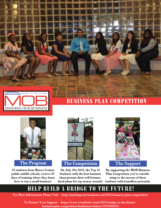 MOB Business Plan Flyer 2015